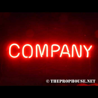 NEON719, NEON, SIGN, COMPANY, RED