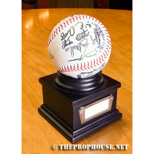 Baseball Autographed 1