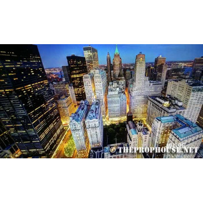 BACKDROP104, NEW YORK CITY, ARIAL VIEW, CITY VIEW , ROOFTOP VIEW