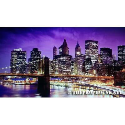 BACKDROP101, NEW YORK CITY, NY, NY CITY, CENTRAL PARK, CITY VIEW, NIGHT TIME VIEW