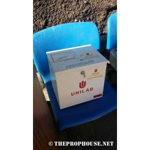 LAB MEDICAL SPECIMENS BOX PICK UP 1