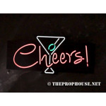 NEON307, NEON, NEON SIGN, CHEERS SIGN, BAR SIGN, LIGHT TUBE