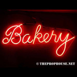 NEON211, Neon Bakery Sign, Lighting, Neon for Bakery, neon for supermarket