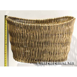 Straw Wicker Basket
